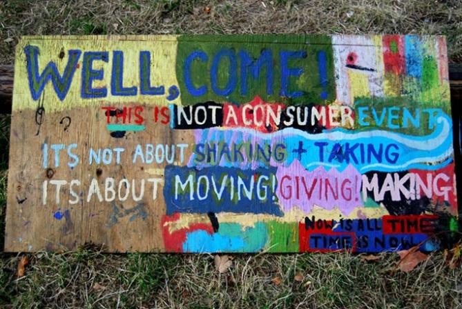 non consumerist